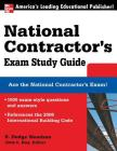 National Contractor's Exam Study Guide (McGraw-Hill's National Contractor's Exam Study Guide) Cover Image