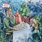 Adult Jigsaw Puzzle R. Crumb: Who's Afraid of Robert Crumb?: 1000-Piece Jigsaw Puzzles (1000-Piece Jigsaws) Cover Image