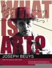 What Is Art?: Conversations with Joseph Beuys Cover Image