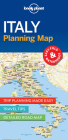 Lonely Planet Italy Planning Map (Planning Maps) Cover Image