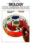 The Biology Coloring Book (Coloring Concepts) Cover Image