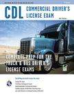 CDL - Commercial Driver's License Exam (CDL Test Preparation) Cover Image