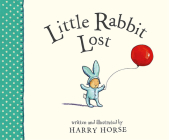 Little Rabbit Lost Cover Image