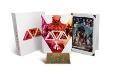The Art of Anthem Limited Edition Cover Image