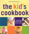 The Kid's Cookbook: A Great Book for Kids Who Love to Cook! Cover Image