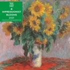 Impressionist Blooms 2021 Wall Calendar Cover Image