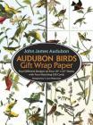 Audubon Birds Gift Wrap Paper (Dover Giftwrap) Cover Image