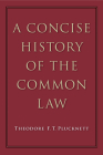 A Concise History of the Common Law Cover Image