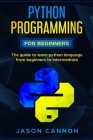 Python programming for beginners Cover Image