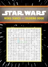 Star Wars: Word Search and Coloring Book Cover Image