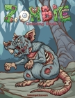 Zombie Coloring Book 3 Cover Image