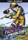Paintball Problems (Jake Maddox Sports Stories) Cover Image