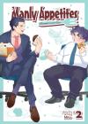 Manly Appetites: Minegishi Loves Otsu Vol. 2 Cover Image