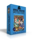 The Great Mouse Detective Mastermind Collection Books 1-8: Basil of Baker Street; Basil and the Cave of Cats; Basil in Mexico; Basil in the Wild West; Basil and the Lost Colony; Basil and the Big Cheese Cook-Off; Basil and the Royal Dare; Basil and the Library Ghost Cover Image