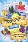 Benvenuti A Iran Diario Di Viaggio Per Bambini: 6x9 Diario di viaggio e di appunti per bambini I Completa e disegna I Con suggerimenti I Regalo perfet Cover Image