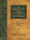 The Englishman's Greek Concordance of the New Testament: Coded with Strong's Concordance Numbers Cover Image