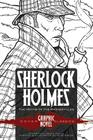 Sherlock Holmes the Hound of the Baskervilles (Dover Graphic Novel Classics) (Dover Graphic Novels) Cover Image