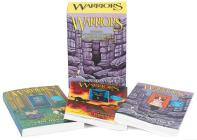 Warriors Manga 3-Book Full-Color Box Set: Graystripe's Adventure; Ravenpaw's Path, SkyClan and the Stranger Cover Image