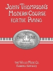 John Thompson's Modern Course for the Piano - Third Grade (Book Only): Third Grade Cover Image