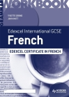 Edexcel International GCSE and Certificate French Grammar Workbook Cover Image