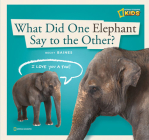 ZigZag: What Did One Elephant Say to the Other? Cover Image