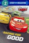 Racing for Good (Cars) Cover Image