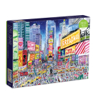 Michael Storrings Times Square 1000 Piece Puzzle Cover Image