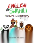 English to Swahili Picture Dictionary Cover Image