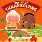 The First Thanksgiving: A Lift-the-Flap Book Cover Image