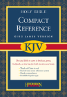 Compact Reference Bible-KJV Cover Image