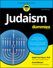 Judaism for Dummies Cover Image