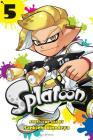 Splatoon, Vol. 5 Cover Image