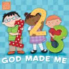 1, 2, 3 God Made Me (Little Words Matter™) Cover Image