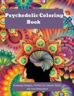 Psychedelic Coloring Book Cover Image