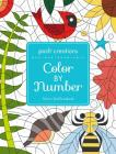 Posh Creations: Color by Number Cover Image