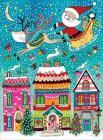 Santa's Sleigh Advent Calendar Cover Image