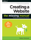 Creating a Website: The Missing Manual Cover Image