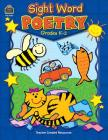 Sight Word Poetry: Grades K-2 Cover Image