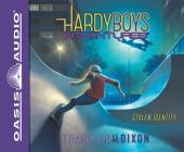 Stolen Identity (Library Edition) (Hardy Boys Adventures #16) Cover Image