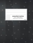 Graph Paper 4 Squares Per Inch: 1/4 Inch Squares Quad Ruled Graphing Composition Notebook Cover Image
