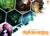 Beginner's Guide to Digital Painting in Photoshop Cover Image