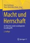 Macht Und Herrschaft: Zur Revision Zweier Soziologischer Grundbegriffe Cover Image