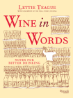 Wine in Words: Notes for Better Drinking Cover Image