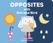 Opposites with Owl and Bird Cover Image
