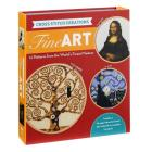 Cross Stitch Creations: Fine Art: 12 Patterns from the World's Finest Masterpieces Cover Image