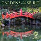 Gardens of the Spirit 2019 Wall Calendar: Japanese Garden Photography by John Lander Cover Image