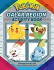 Pokémon Official Galar Region Activity Book  Cover Image