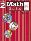 Math Skills: Grade 2 (Flash Kids Harcourt Family Learning) Cover Image