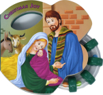 Christmas Joy (St. Joseph Rattle Board Books) Cover Image