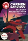 The Fishy Treasure Caper (Graphic Novel) (Carmen Sandiego Graphic Novels) Cover Image